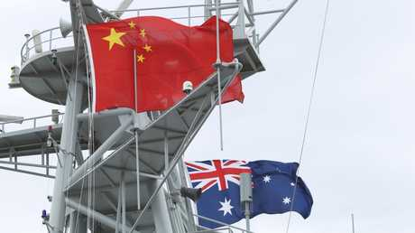 Australia will no doubt be keeping an eye on China's strategic moves in the Pacific region.