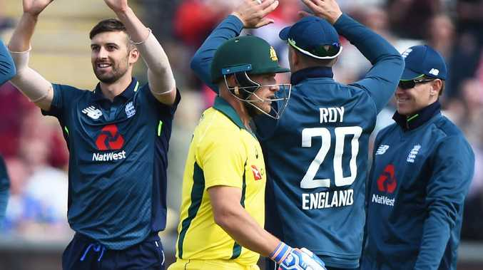 Twin tons but Aussies still hammered