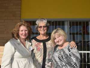Sonia Bonaccorsi, Lois Anderson and Lesley McBay at