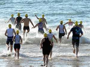 Ocean swim good preparation for Yeppoon Triathlon Festival