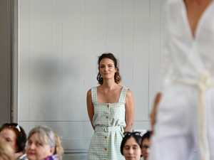 Ethical fashion a hit on show stage