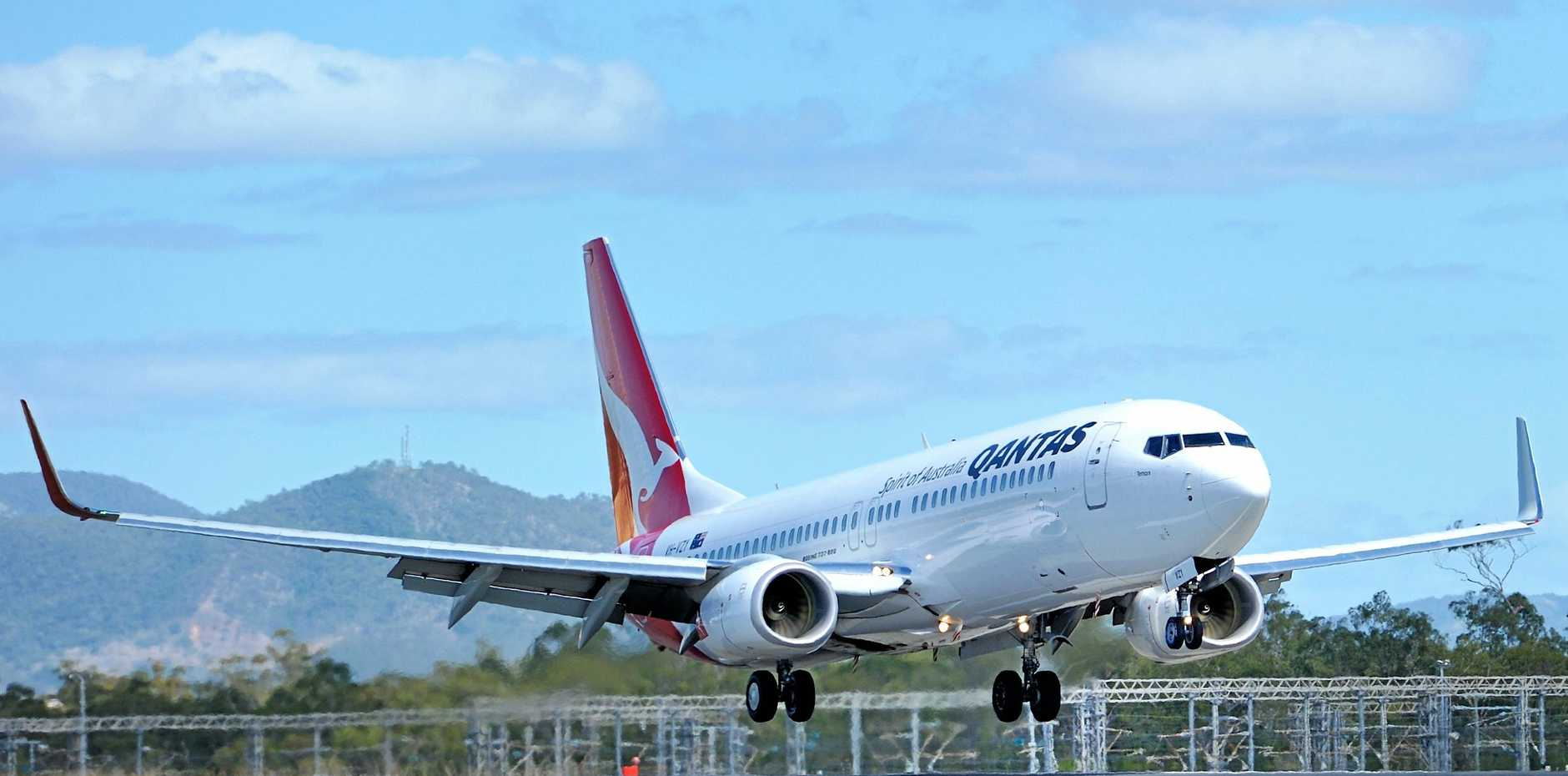 Qantas has bypassed Bundy for its pilot academy.