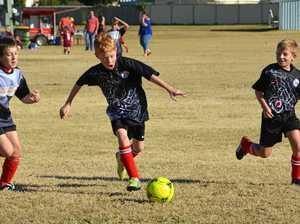 GALLERY: Junior soccer in Kingaroy