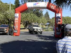 Great Endeavour Rally finishes in Yamba