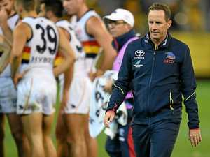 Crows cut ties with company that ran infamous training camp