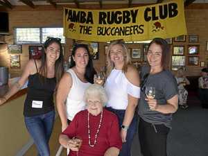 GALLERY: Buccaneers recognise their leading ladies