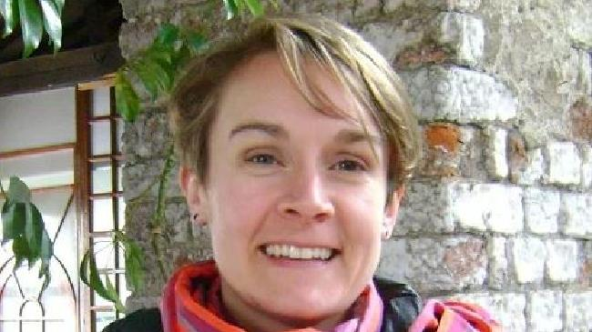 Social worker Laura Knight who died in Cambodia. Picture: Google Plus