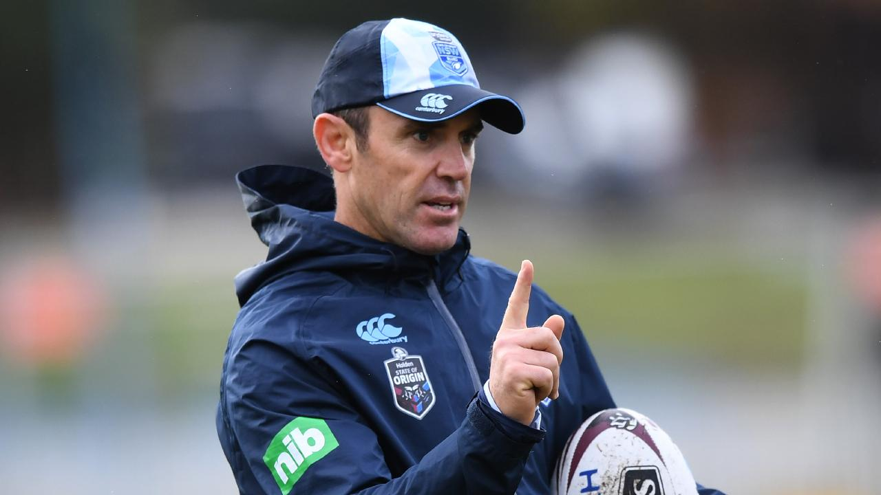 NSW Blues head coach Brad Fittler expects changes from Queensland.