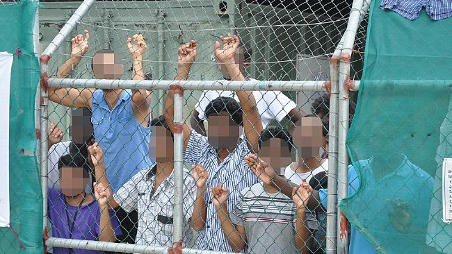 A dying asylum seeker has been brought to Australia from Nauru. Picture: AAP