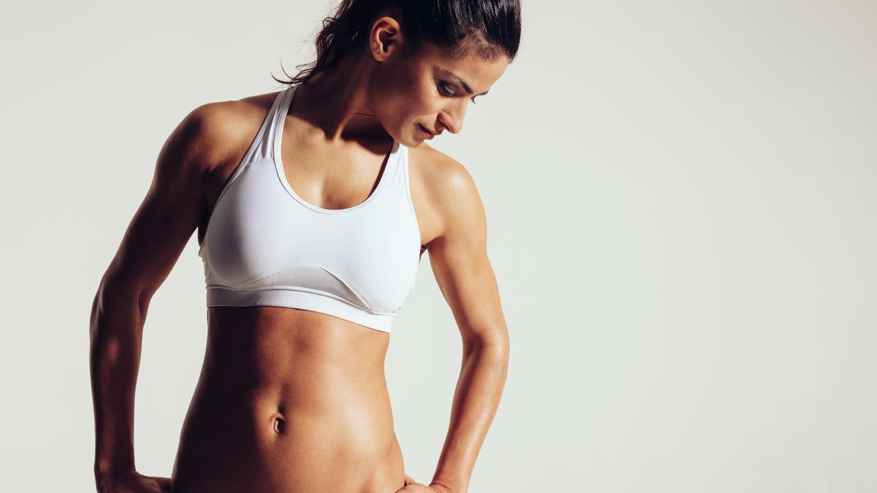 Get yourself a good sports bra. They're non-negotiable. Picture: iStock
