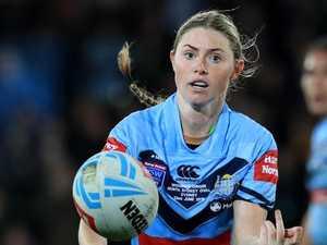 Selfless female footballer loses job over Origin