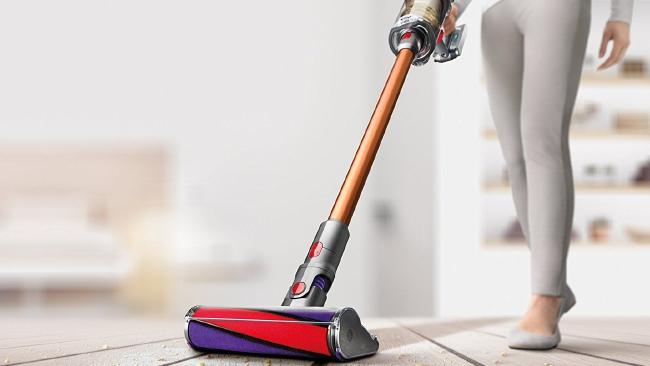 eBay has an extra special price on the latest Dyson stick vacuum.
