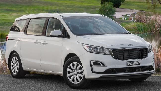 Kia Carnival: Australia's No. 1 people-mover