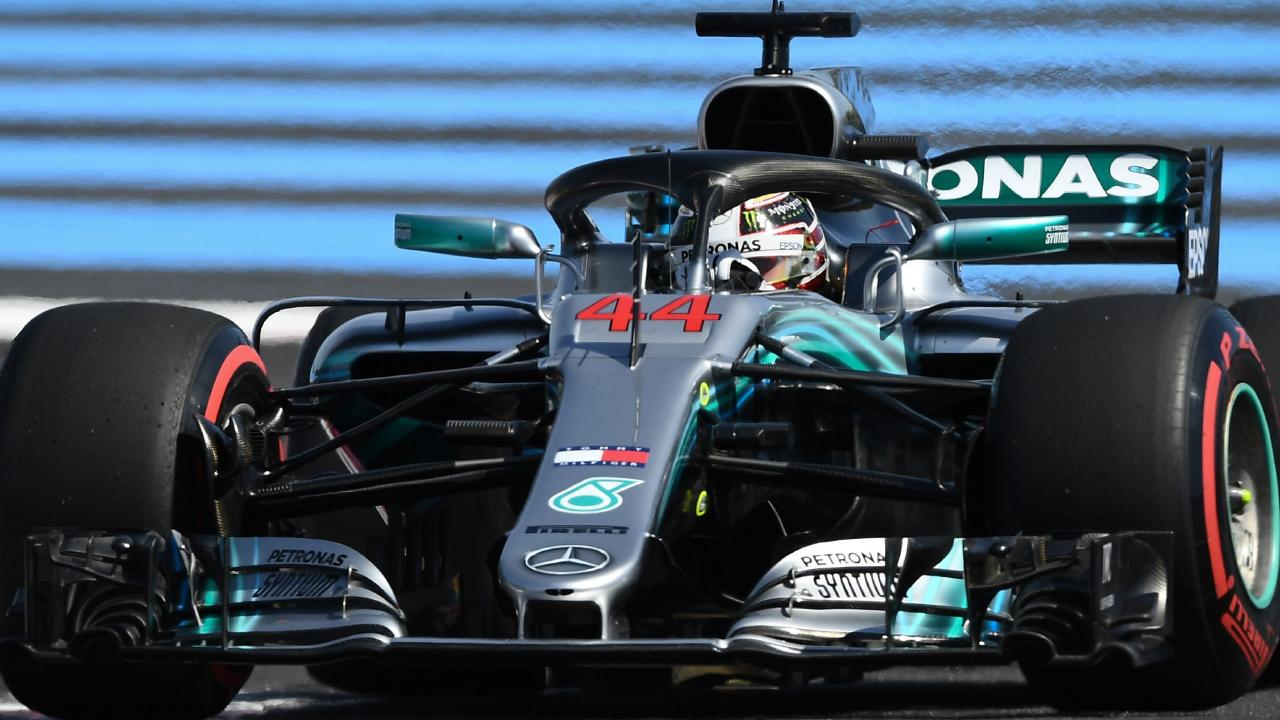 Lewis Hamilton topped both practice sessions.