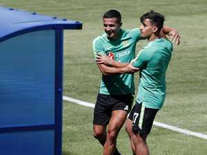 Camp Socceroo: inside van Marwijk's Peru preparations