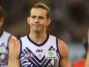 Fyfe confession angers TV host