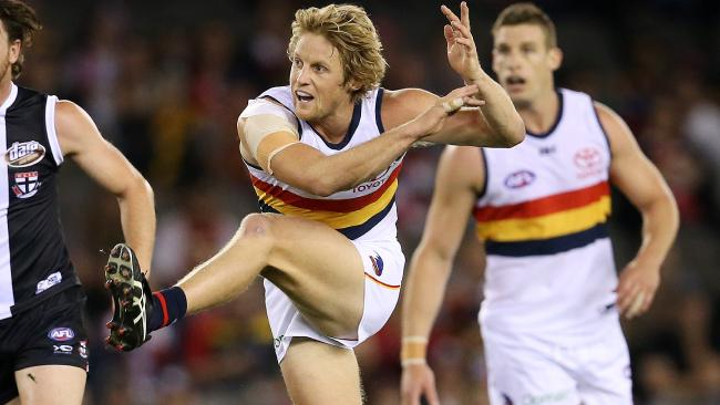 Rory Sloane has developed into one of the competition's elite midfielders. Picture: Michael Klein