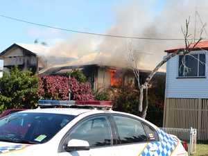 East Mackay House Fire