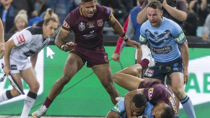 LIVE COVERAGE: State of Origin game two
