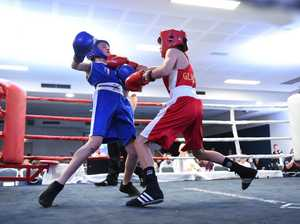 Hervey Bay PCYC presents Boxing at the Beach House II