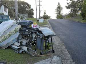 Dump your junk and expect a fine: Council warning