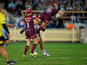 First women's State of Origin thrilling victory for NSW