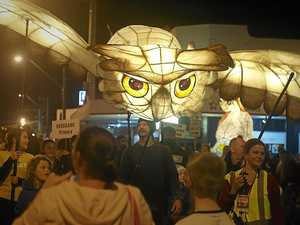 PHOTOS: Lismore Lantern Parade sparkles