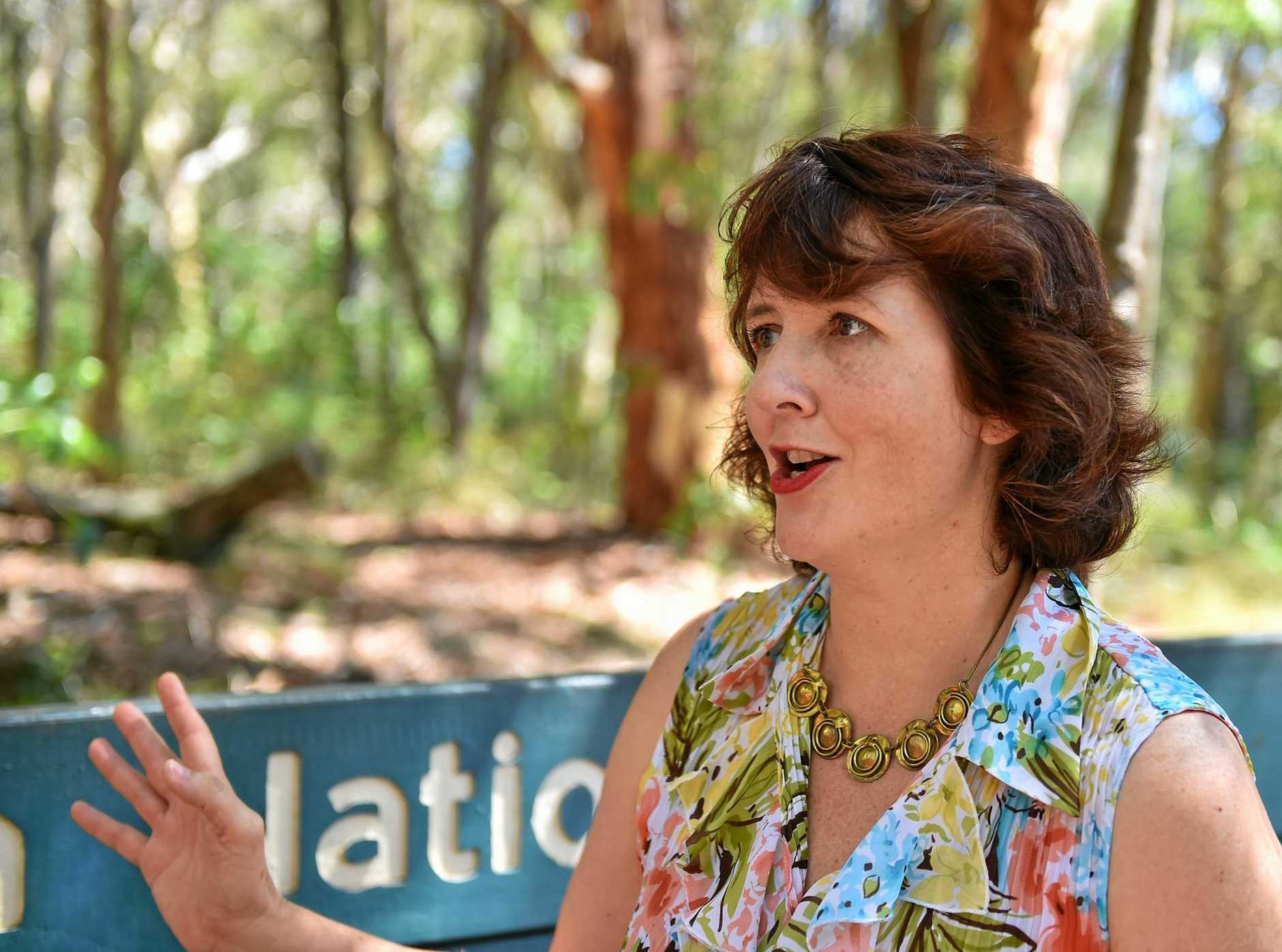 MAROOCHYDORE MP Fiona Simpson has criticised the density of the Sekisui development and what she sees as an inadequate assessment by the Department of Main Roads of the broader impacts.
