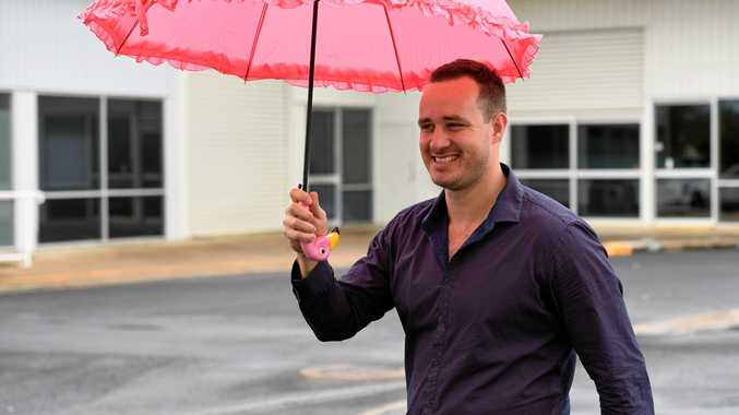 Welcome relief with rain on the way for Bundy
