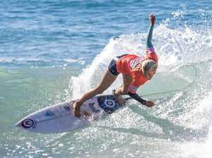 Baker claims a coveted state surfing title