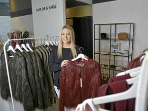 Shop closure is not the end for this fashion business