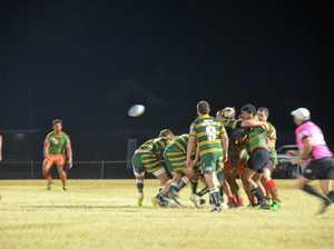 Gladiators v Eagles