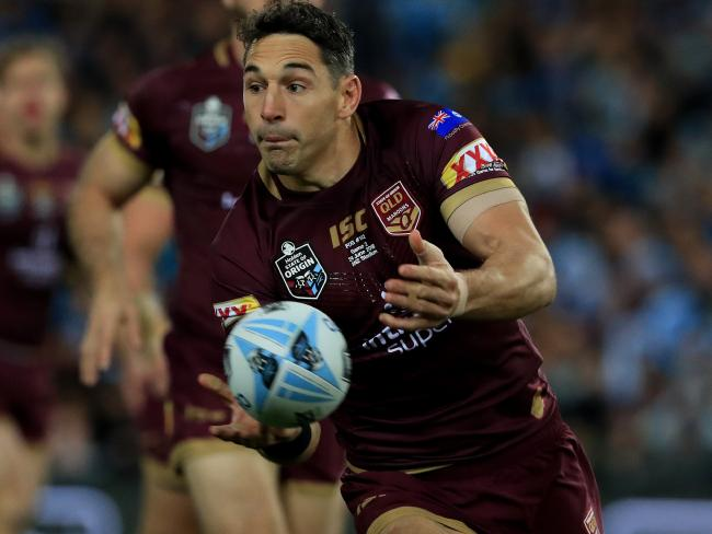 Billy Slater was all class.
