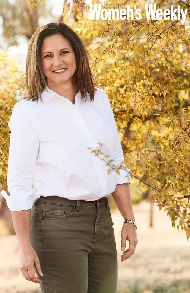 Natalie Joyce has spoken exclusively to the Australian Women's Weekly. Picture: Instagram/@womensweeklymag
