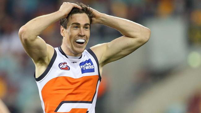 AFL legends have called for a lengthy ban for Jeremy Cameron. Picture: Getty Images