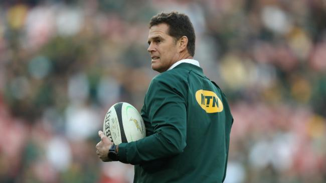 "Springboks coach Rassie Erasmus said his team was ""terrible"" in Cape Town."