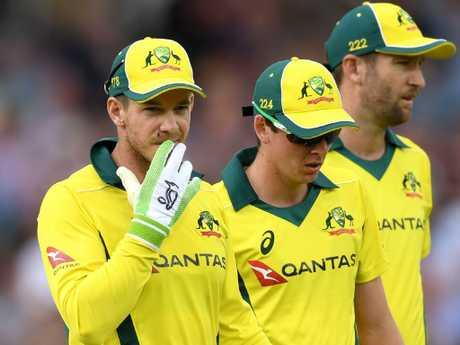 Australia is fighting through a hellish tour of England.