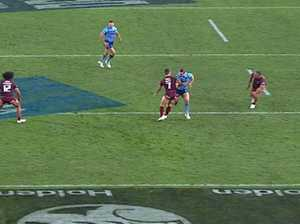 Did he dive? Controversial Boyd penalty try divides Origin fans