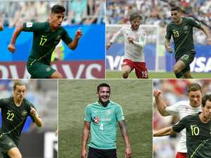 Socceroos spots up for grabs against Peru