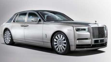 Dream car: Rolls-Royce