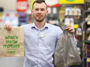 Plastic bag ban is toxic
