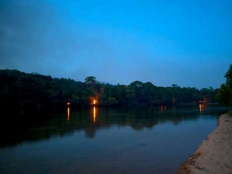 Julio grew up in what is now Tocantins state, one of wildest areas in Brazil. Picture: Alamy