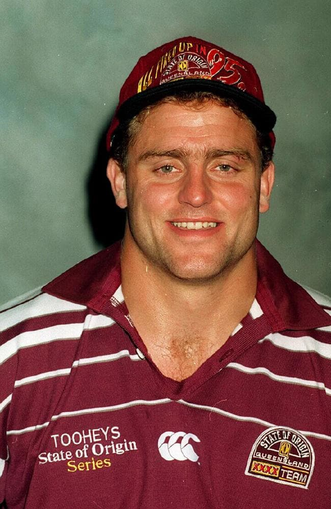 The pioneer of the famous Queensland war cry.