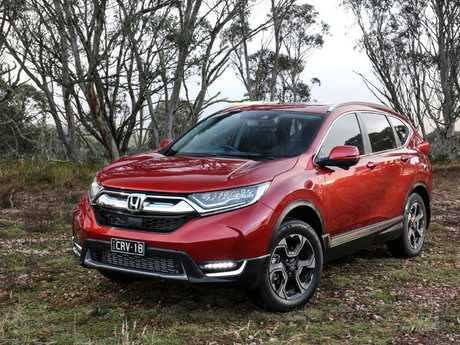 The VTi-LX is loaded but every version of the CR-V should have active safety kit