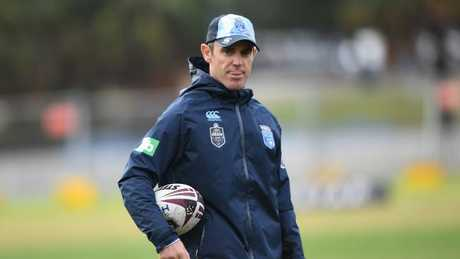 Brad Fittler is unique in many different ways. (AAP Image/David Moir)