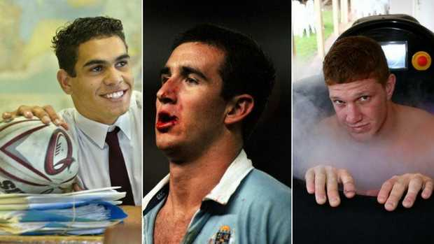 State of Origin A to Z.