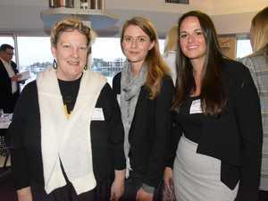 Wynetha Vogel, Liberty Moore and Faye