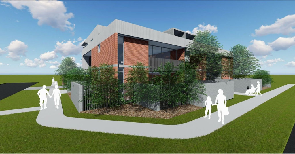 FUTURE PLANS: St Andrew's Private Hospital will consider accommodation or medical suites for two newly-bought properties near the hospital. It has submitted plans to council.