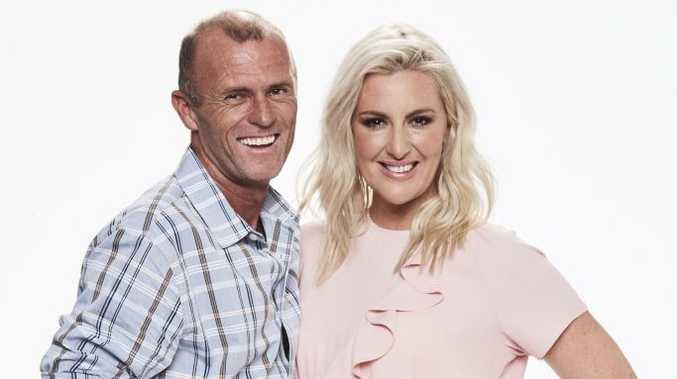 Sunshine Coast radio personality Jess Eva and her fiance Norm Hogan are contestants on this year's season of The Block.
