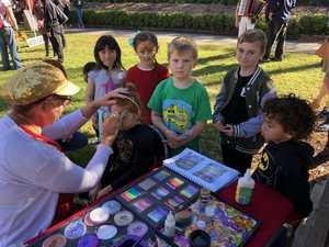Lismore Italian Friendship Festival - Piazza in the
